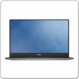 DELL XPS 13 - 9370, Core i5-8250U (8.Gen.), 4 x 1.6GHz, 8GB, 256GB SSD