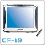 Touchscreen Reparatur für Panasonic Toughbook CF-18